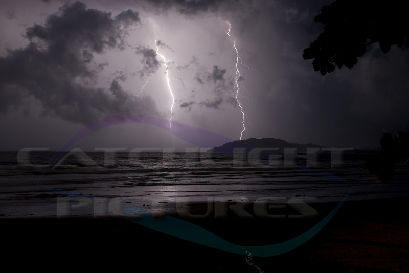 This was my first lighting storm pictures.