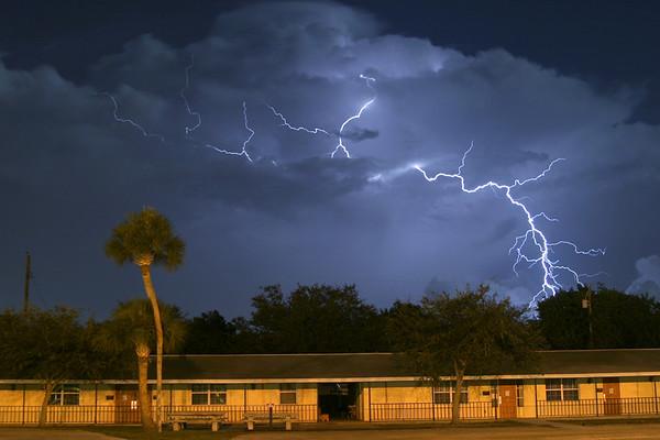 Lightning 2007