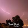 9  Anvil Lightning