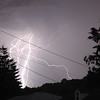 Lightning, Vancouver, Washington, July 3rd, 2006.