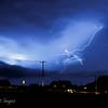 July 27th 2014 storm at Marsh Creek