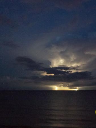 Lightning - New Smyrna Beach, FL