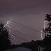 Lightning, Vancouver, Washington, July 3rd, 2006.