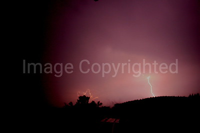 Lightning Strike - 8/20/06
