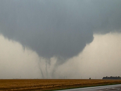 Hoxie tornado in multi-vortex st