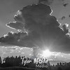19  G That Cloud and Sun BW