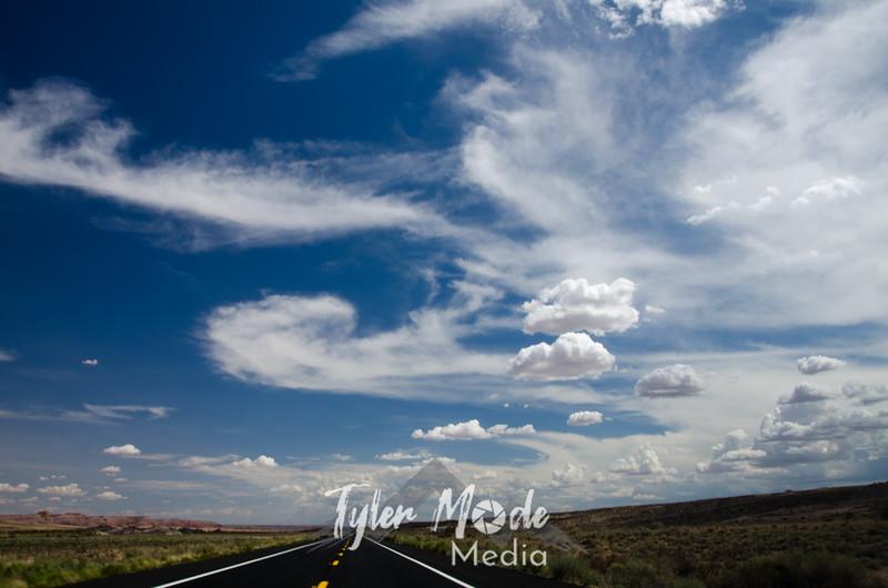 41  G Arizona Clouds