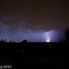 Lightning from Paradise Valley, Arizona