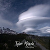 1202  G Rainier and Lenticular Cloud Seq 11