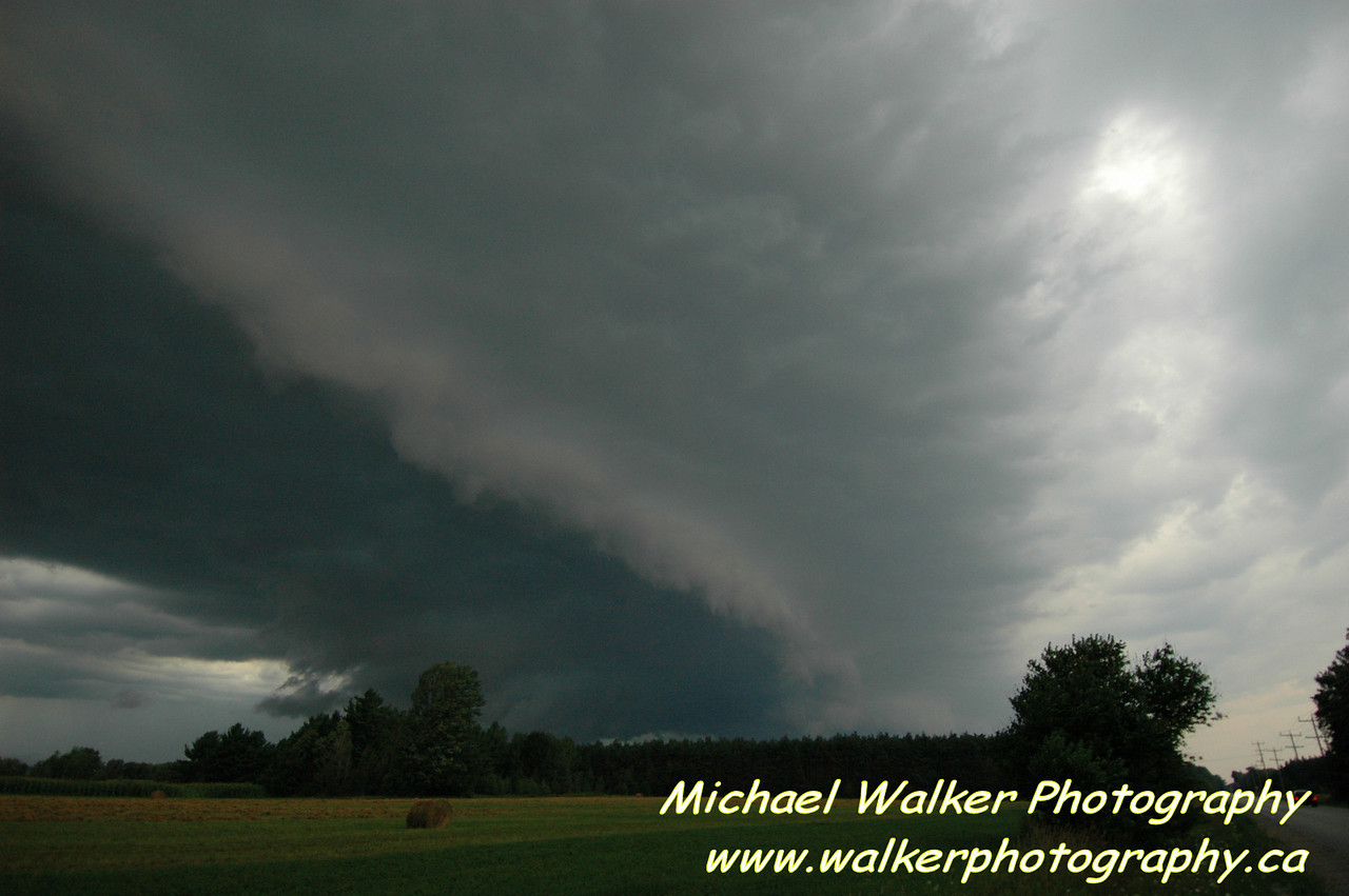August 2 2006 Storm