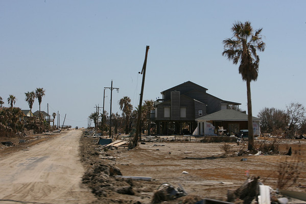 Hurricane Ike 2008 Crystal Beach