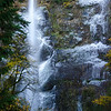 48  G Icy Multnomah Falls and Bridge V