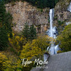 34  G Icy Multnomah Falls and Lodge
