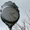 Manteo's centennial clock