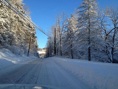 By Shea Singley Route 737 on 2/14/14.