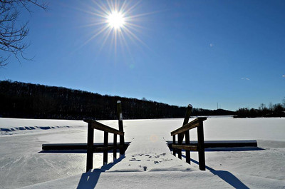 By Rachel Wanamaker Taken on 1/3/14 at Kaercher Creek Park.
