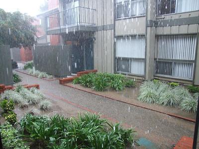 Rain photos - Tustin - 1/18/10