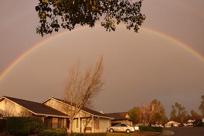 Rainbow February 2013