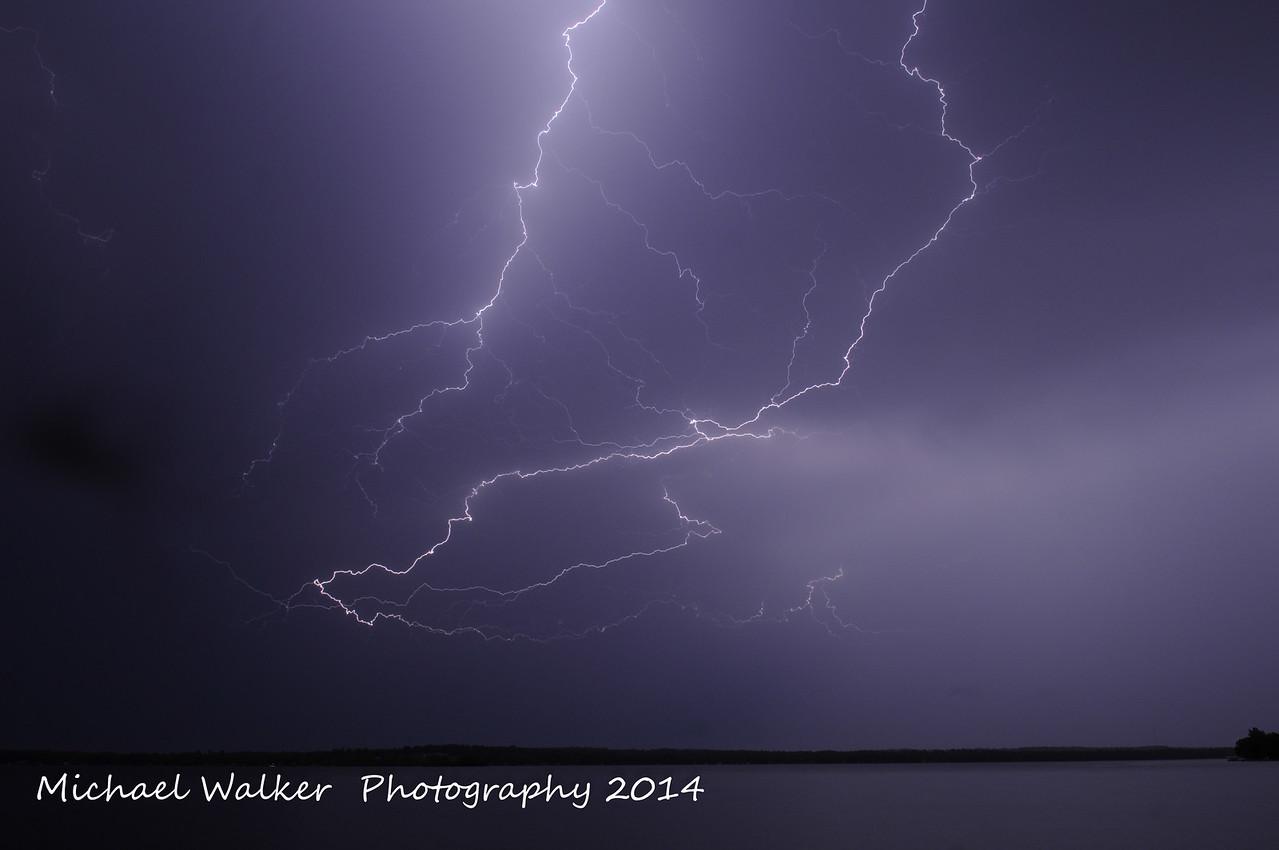 Sturgeon Lake Lightning