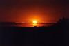 Sunrise over Fort Davis.