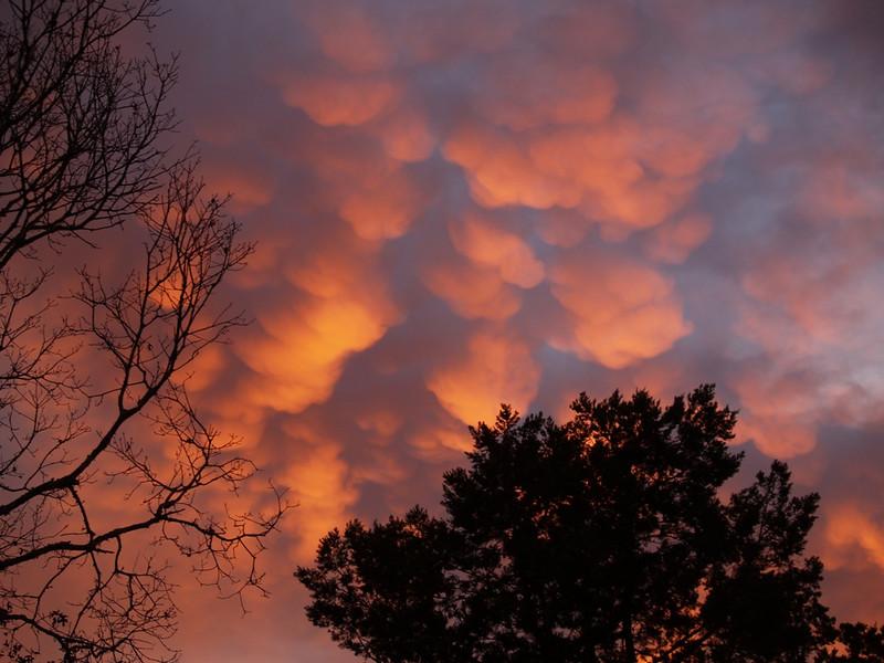 Sunrise 12/17/07