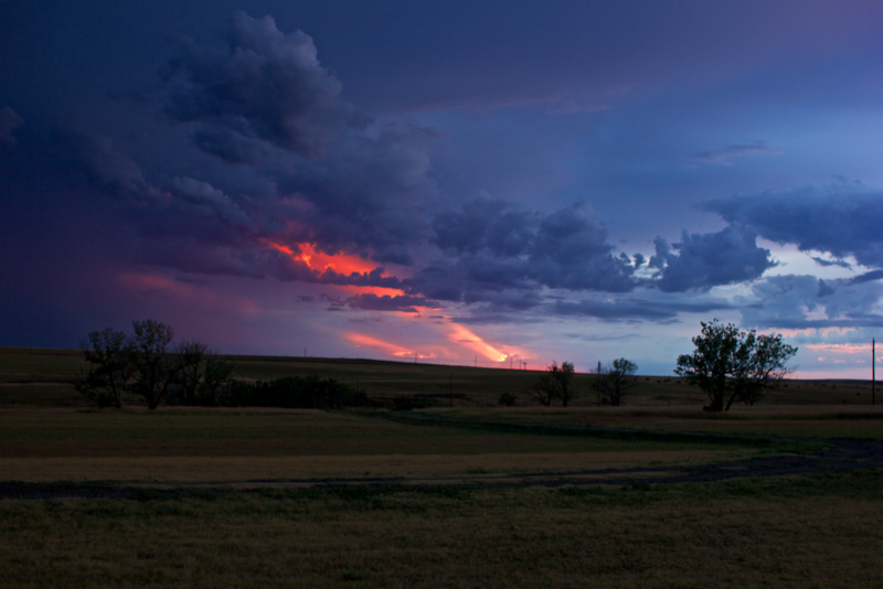 July sunset 003