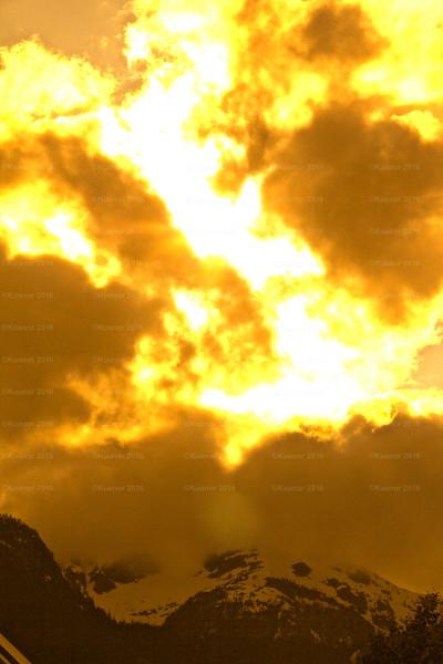 Sunblast Above