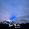 877  G Mt  Rainier At Sunrise