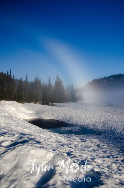 63  G Fog Bow at Reflection Lakes V