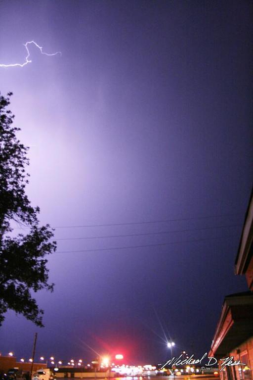 August 2007 Thunderstorm