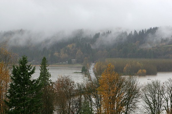 Snoqualmie River Flood 2006