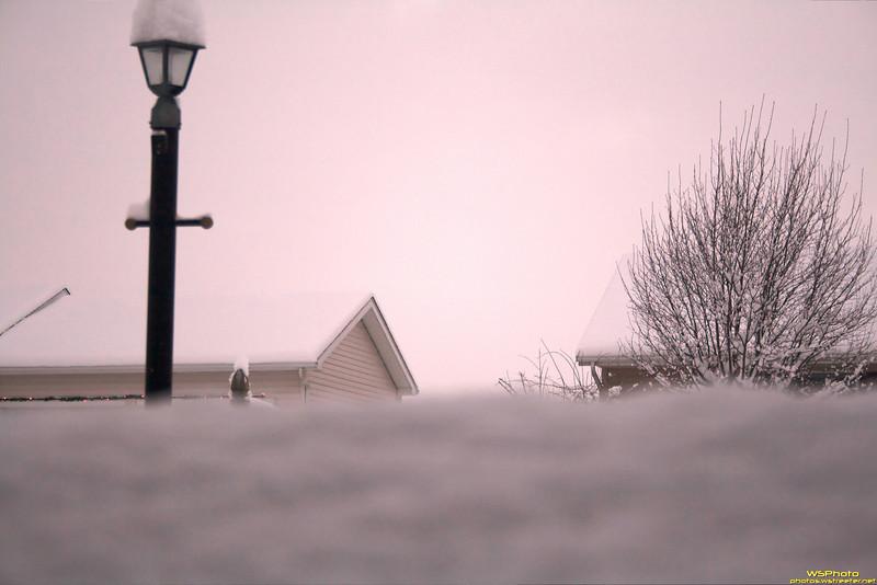 Goshen Snow 1/8/2011