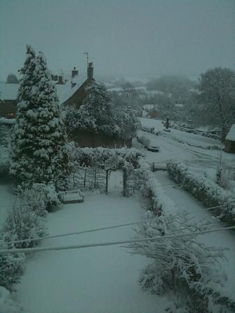 Snow Blockley Jan 6th 2010