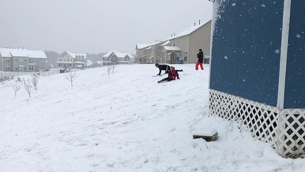 Snow Jan 2018
