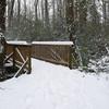 Bridge in the Chesapeake Arboretum