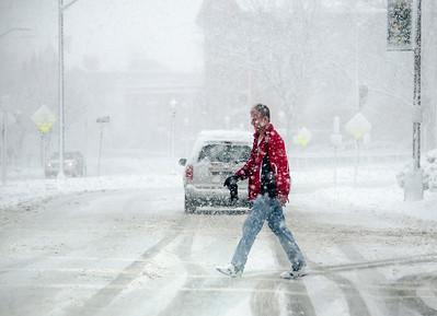 Snow storm 2-5-16