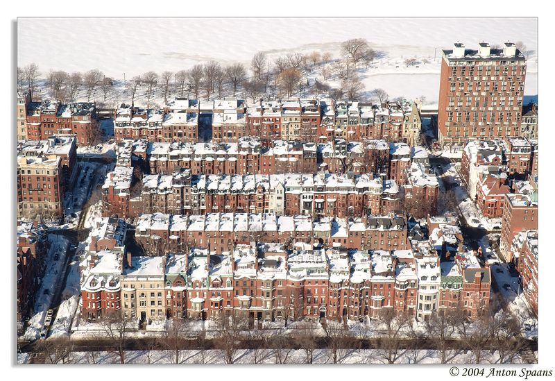 Section of Back Bay.
