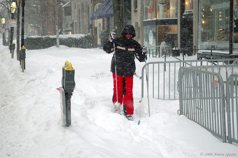 Cross City skiing 1