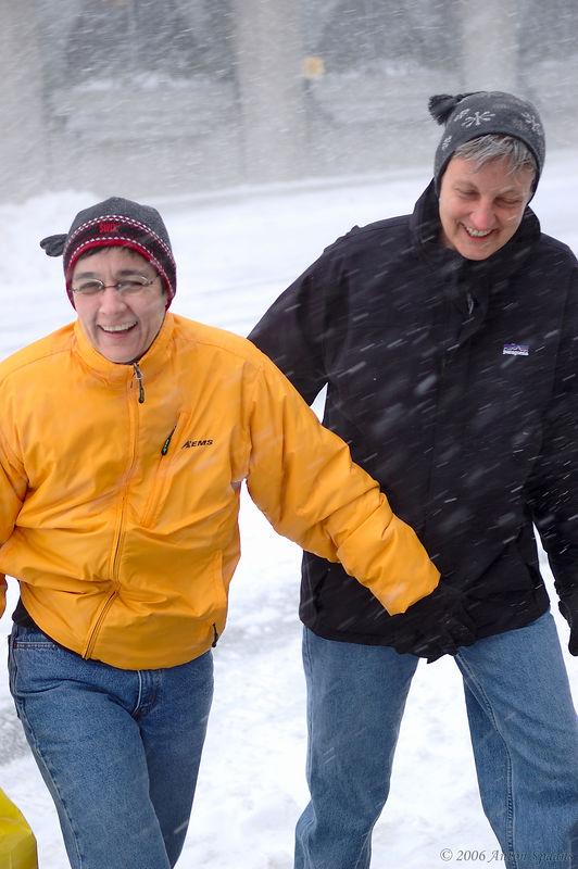 Weathering the Snow 7