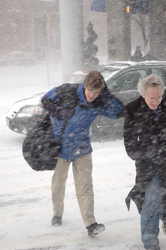 Weathering the Snow 6