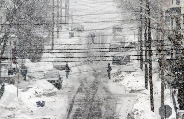 Snowstorm 021814