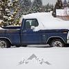 52  G Snowy Truck Blue