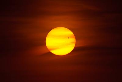 The transit of Venus on June 5th, 2012