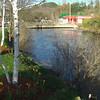 Along River Walk, above the Church St bridge