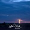 100  Blurry Lightning