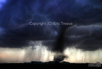 Bradshaw, NE tornado on June 20, 2011.