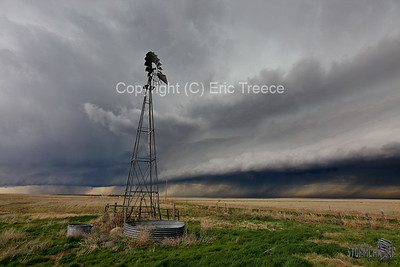 Woodrow,  CO Shelf Cloud