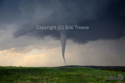 Simla, CO Tornado