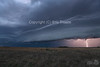 Shelf Cloud near Estelline, TX.