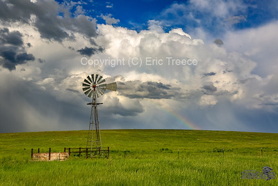 Limon, CO Rainbow